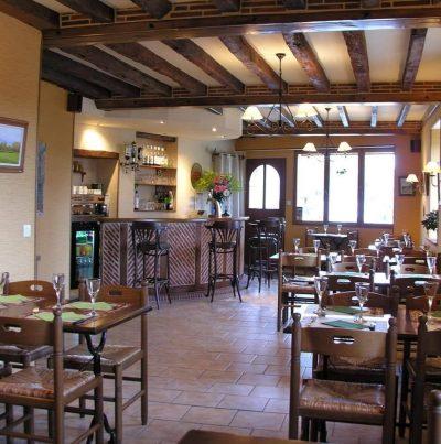 Restaurant – Les Jardins du Perche