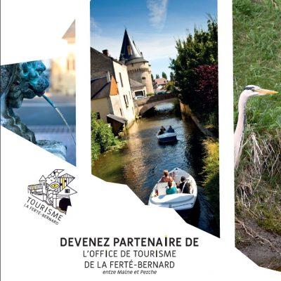 Devenez Partenaire de l'Office de Tourisme