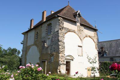L'Abbaye de Tuffé et ses Jardins