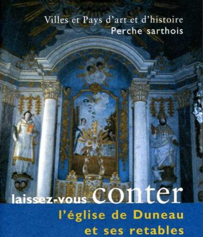 L'église de Duneau et ses retables