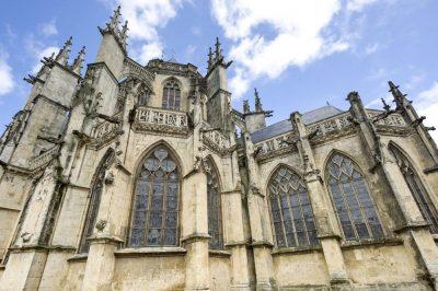 L'Eglise Notre Dame des Marais