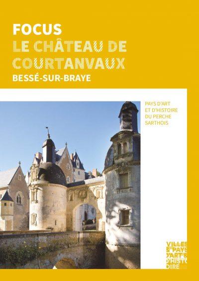 Focus Château de Courtanvaux