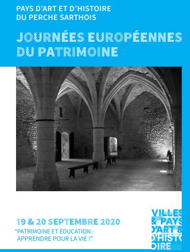 Programme des Journées Européennes du Patrimoine 2020